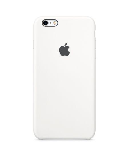 Чехол для iPhone Apple iPhone 6/6s Silicone Case White